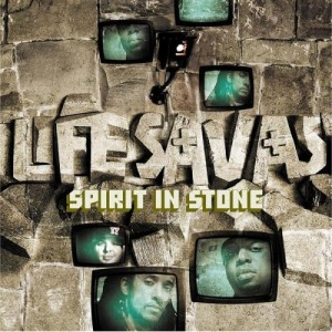 Lifesavas - Spirit in stone - CD
