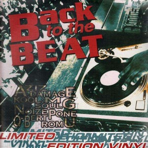 Back to the beat volume 4 - LP