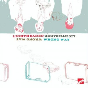 Lightheaded - Wrong way - CD