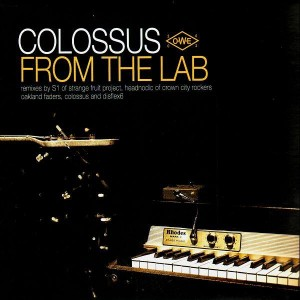 Colossus - From the lab / You a grown man now - 12''
