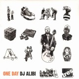 DJ Alibi - One day - 2LP