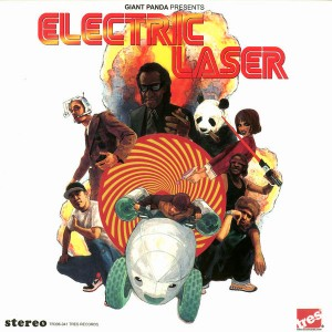 Giant Panda - Electric Laser - 2LP