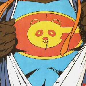 Giant Panda - Super fly / 90's - 12''