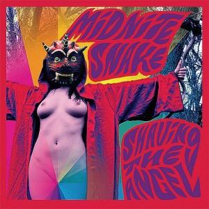 Midnite Snake - Shaving the angel - CD