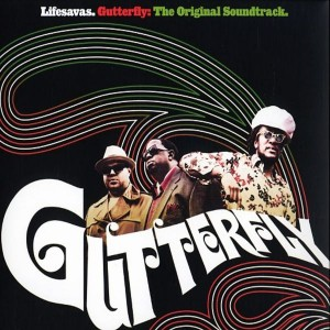 Lifesavas - Gutterfly : The original soundtrack - 2LP
