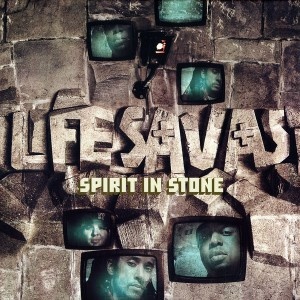 Lifesavas - Spirit in stone - 2LP