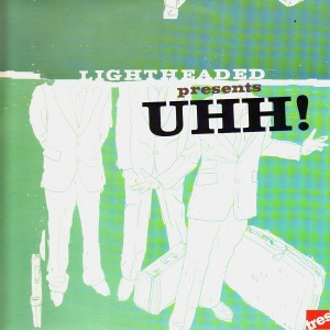 Lightheaded - Uhh ! / Soul power - 12''