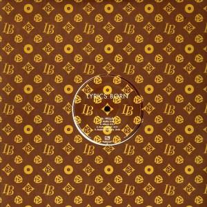 Lyrics Born - Hello / One session - 12''