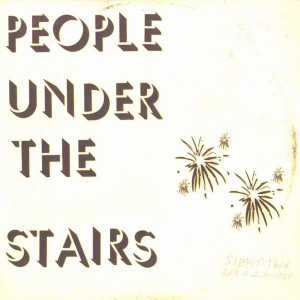 People Under The Stairs - Stepfather - 2LP