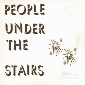 People Under The Stairs - Stepfather - 2CD