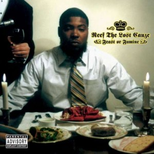 Reef The Lost Cauze - Feast Or Famine - CD