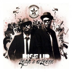 Zeph & Azeem - Rise Up - CD