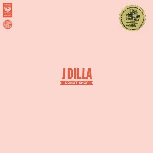J Dilla - Donut Shop (2 sides serato / 2 sides music / 2 donuts slipmats) - LTD 2LP + 2 Slipmats