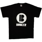Bunker Sounds T-shirt - Logo - Black