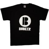 Bunker Sounds T-shirt - Logo - Black