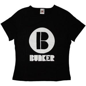 Bunker Sounds lady T-shirt - Logo - Black