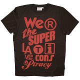WESC T-Shirt - Trademarks - Black