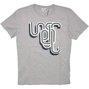 WESC T-Shirt - Wesc Track - Grey Melange