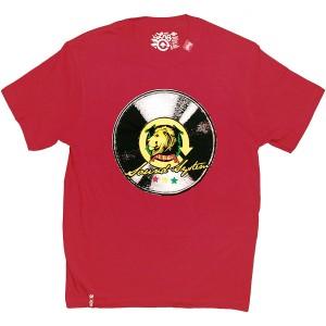 LRG T-shirt - LRG Sound System Tee - Red