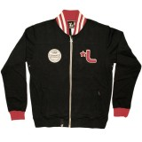 LRG Jacket - Entermurals Track Jacket - Black