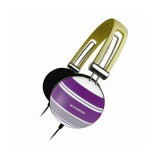Zumreed Headphone - Border Violet Ringo ZHP-005