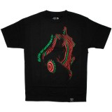 DISSIZIT ! T-shirt - High End Thery Tee - Black