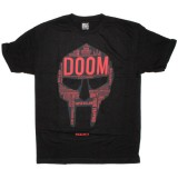ROCKSMITH T-shirt - Doom Tee - Black