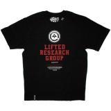 LRG T-shirt - Ivy Society Tee - Black