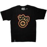 LRG T-shirt - Jah Western Classic Tee - Black