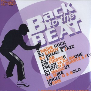 Back to the beat volume 6 - LP