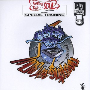 Back 2 the beat - Special training volume 1 - LP