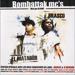 Dj Dimé - Bombattack MC's - CD