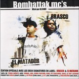 Dj Dimé - Bombattack MC's - CD