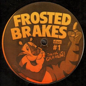 Dj Rectangle - Frosted Brakes - Color 2LP