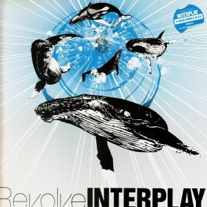 DJ Taiji - Revolve Interplay - LP