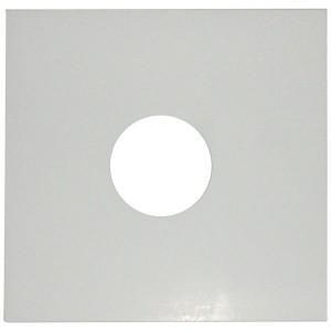 Pochette carton blanche 33T (x10)