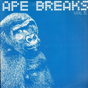 Shawn Lee - Ape Breaks Volume 5 - LP