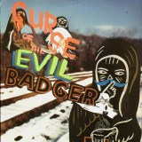 Egon - Curse Of The Evil Badger - LP