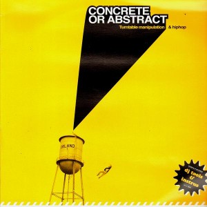 DJ Coshmar - Concrete Or Abstract - LP