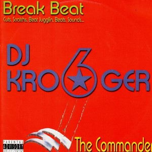 Steve Austeen - DJ Krooger Volume 6 The Commander - LP