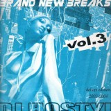 DJ Hostyl - Brand new breaks vol.3 - LP