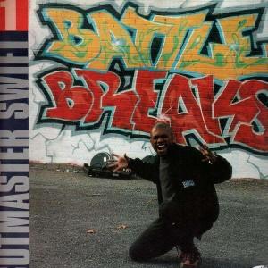 Cutmaster Swift - Battle Breaks - LP