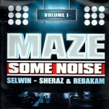 DJ Maze - Maze Some Noise volume 1 - 12''