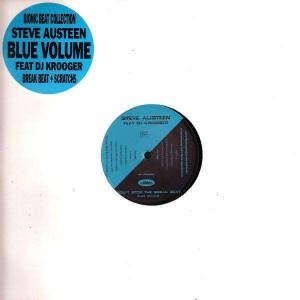 Steve Austeen - Blue volume (feat. Dj Krooger) - LP