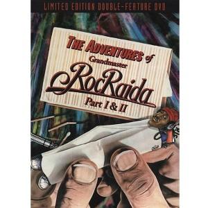 Roc Raida - The Adventures Of Grandmaster Roc Raida Part I & II - DVD