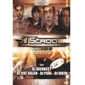 DJ School - Niveau 2 - DVD
