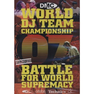 DMC World Team Championship 2007 - DVD