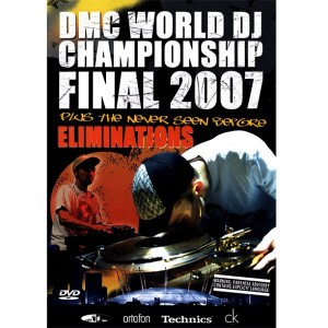 DMC World DJ Championship 2007 - DVD