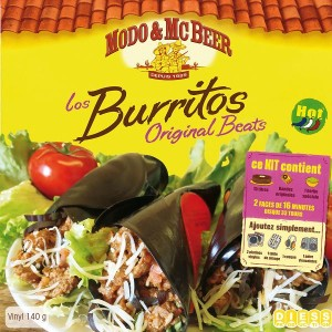 Mister Modo & Ugly Mac Beer - Los Burritos - LP