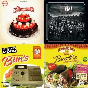 Diess Prod - Instrumental Vinyls - Pack 4LP